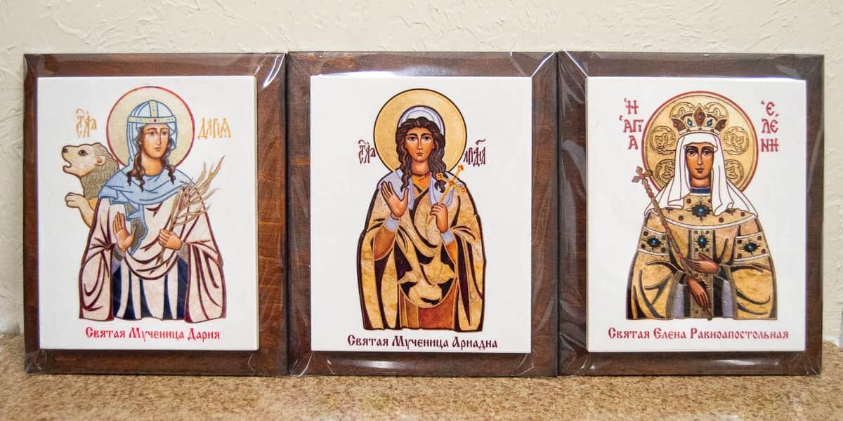 Именные иконы Святых, изображение. фото 1