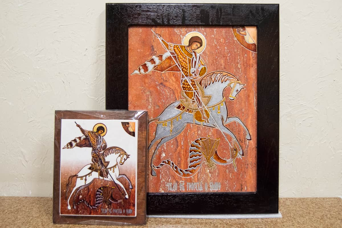 Именные иконы Святых, изображение. фото 4