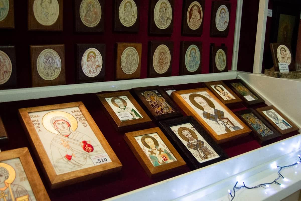 Именные иконы Святых, изображение. фото 6