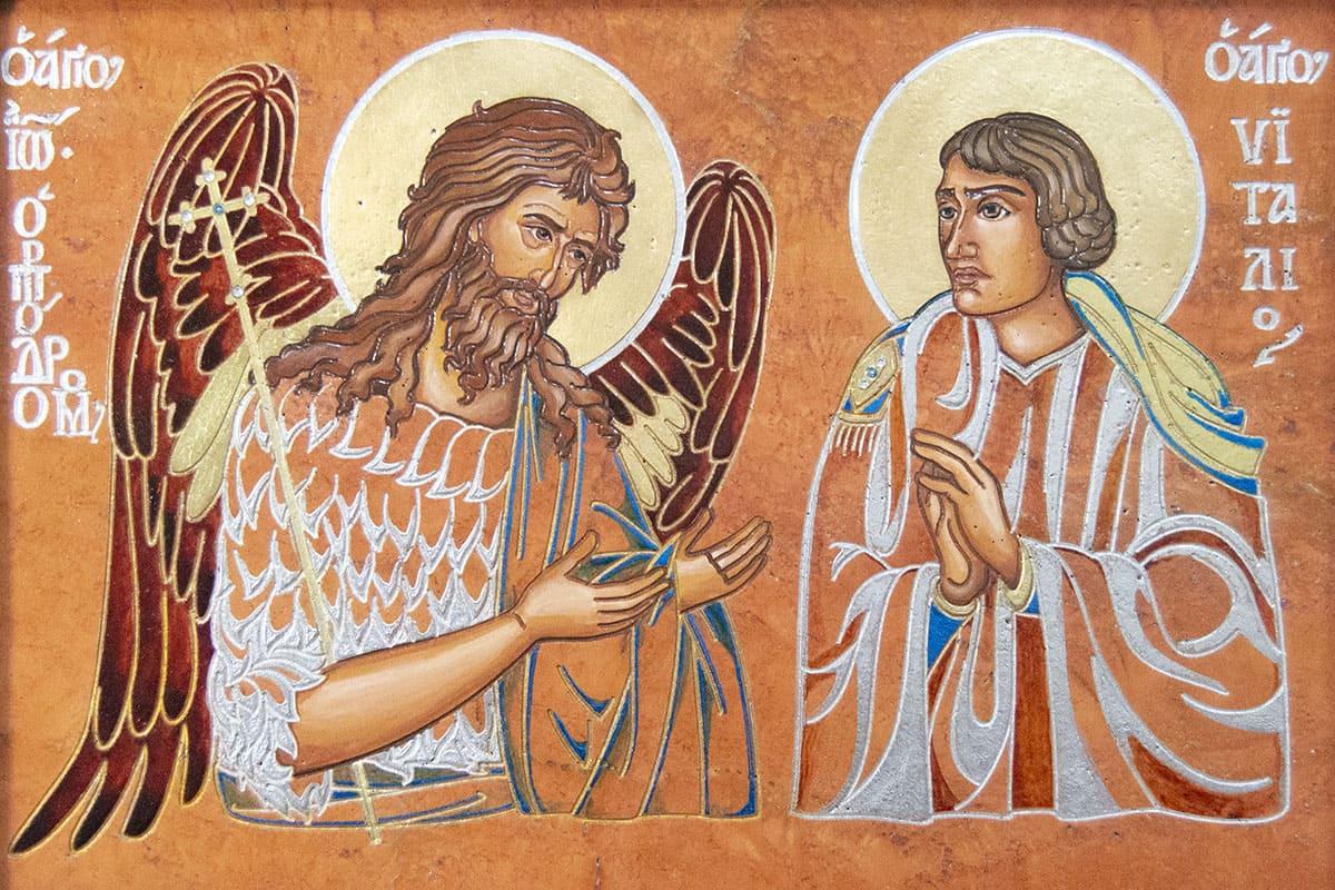 Почему на иконах Святые никогда не улыбаются?, фото, изображение 2