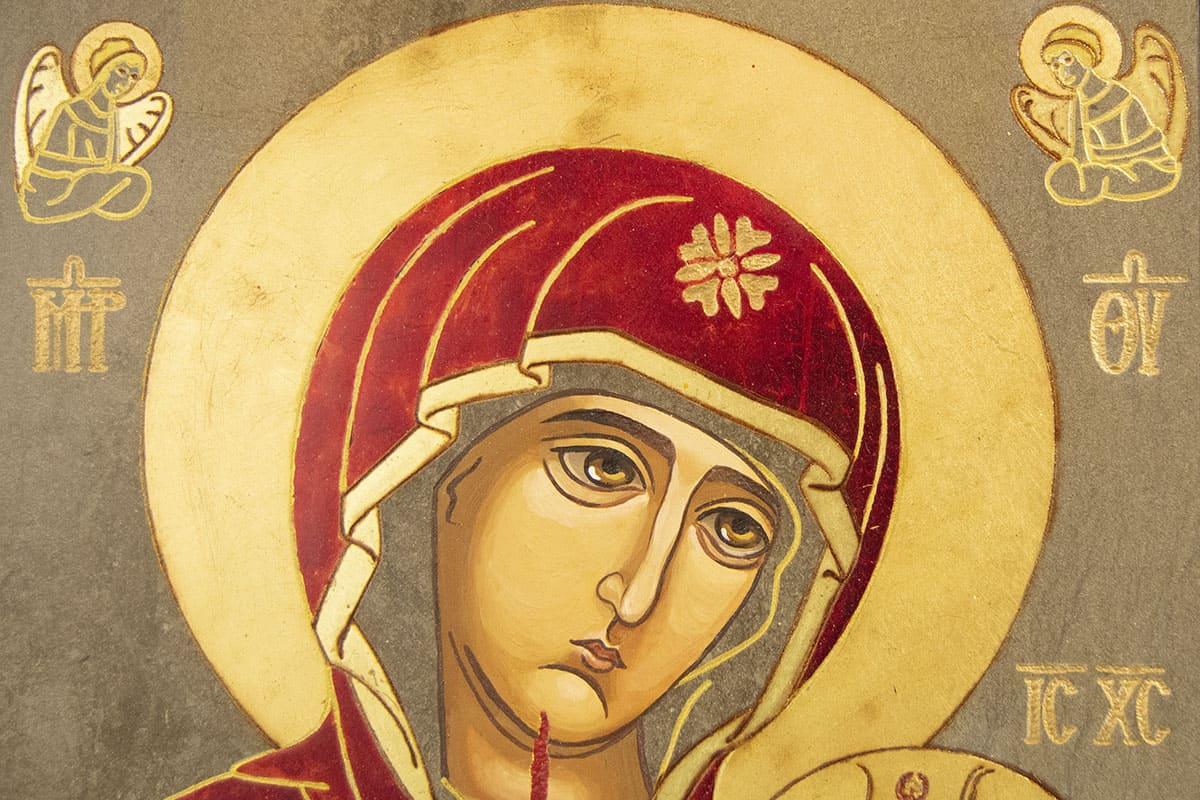 Почему на иконах Святые никогда не улыбаются?, фото, изображение 5