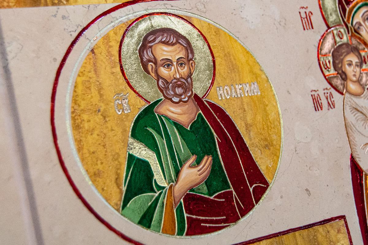Семейная икона, икона николая чудотворца, изображение к статье, фото 8