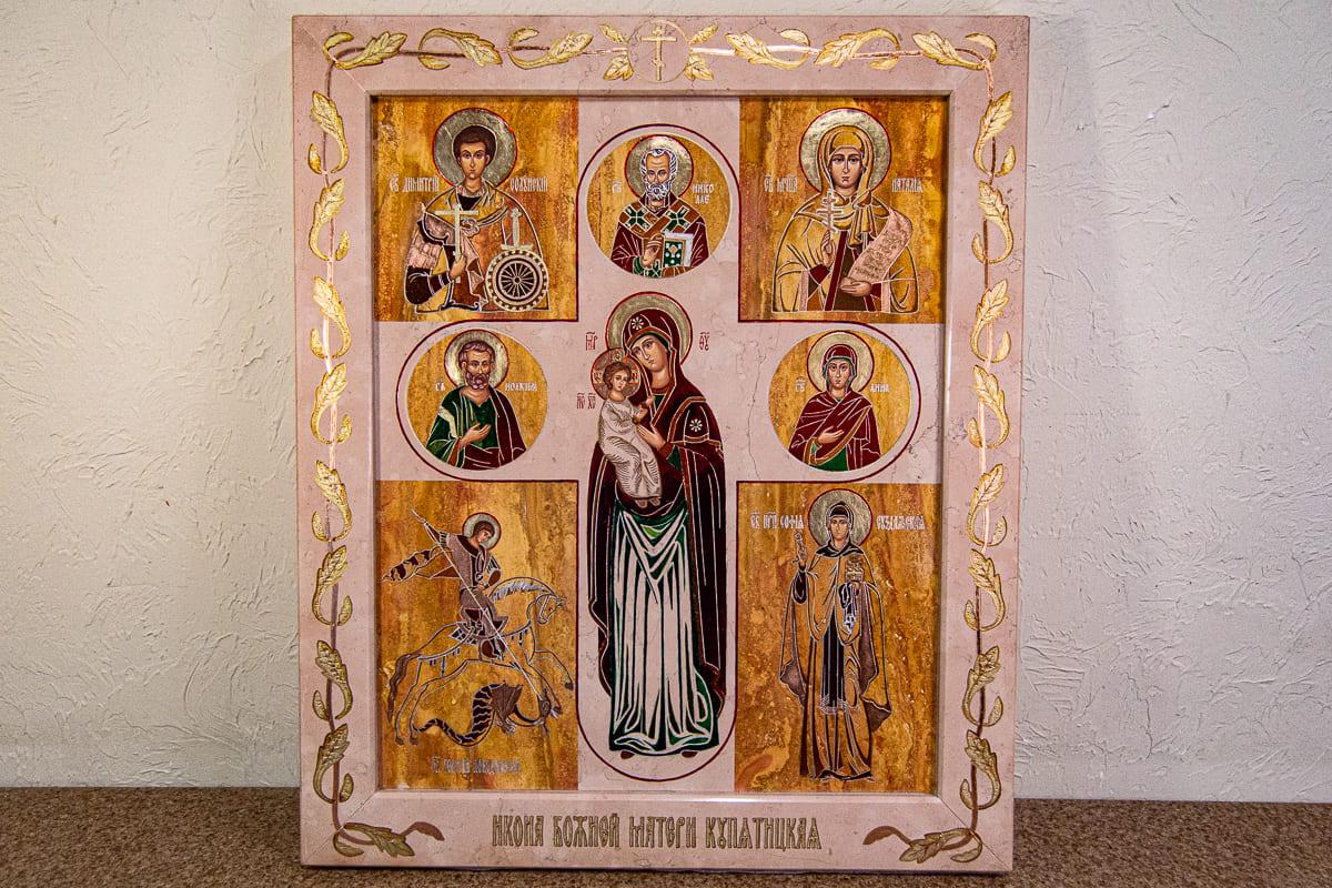 Семейная икона, купятицкая икона, изображение к статье, фото 5