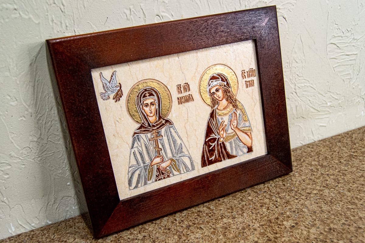 Семейная икона, святые покровители, изображение к статье, фото 2