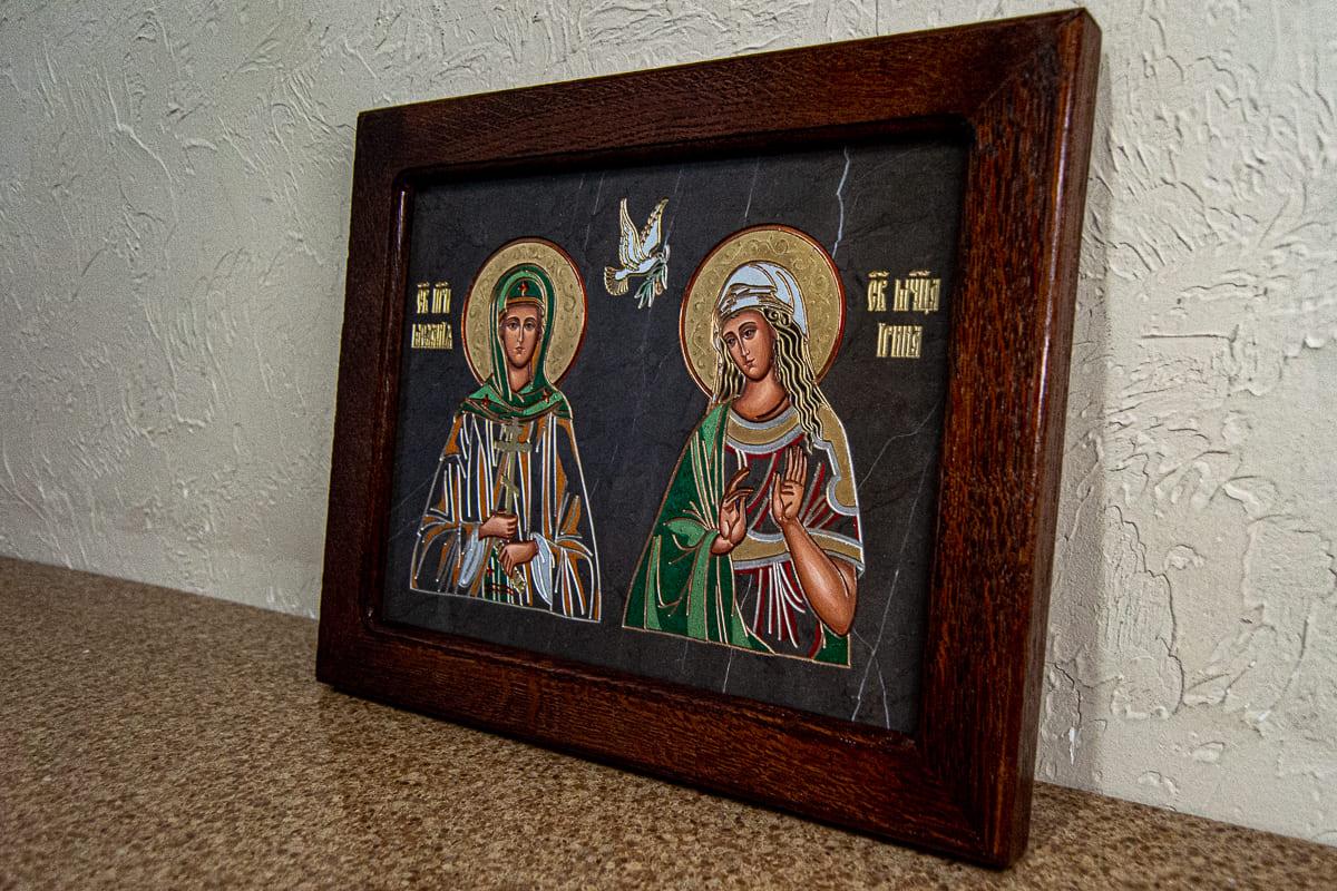 Семейная икона, святые покровители, изображение к статье, фото 15
