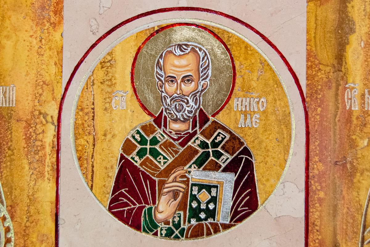 Семейная икона, святые покровители, изображение к статье, фото 3