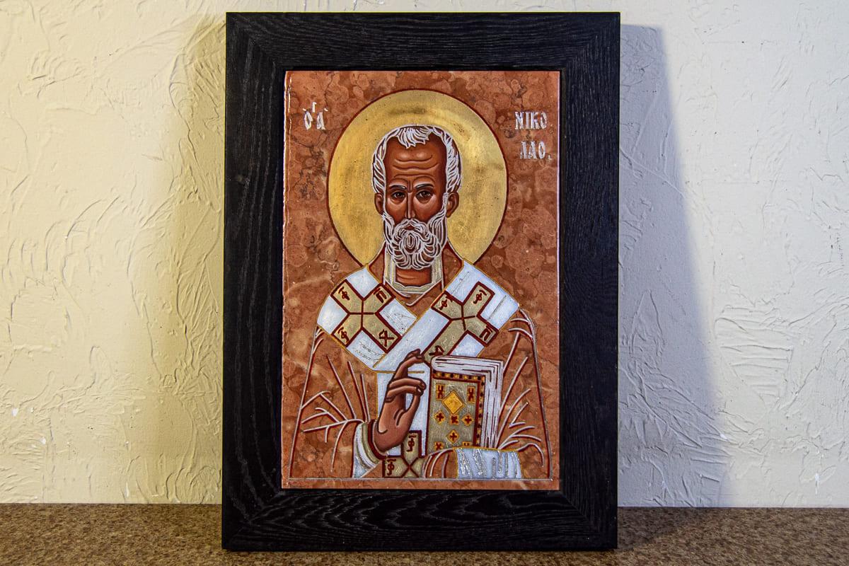 Семейная икона, икона николая чудотворца, изображение к статье, фото 7