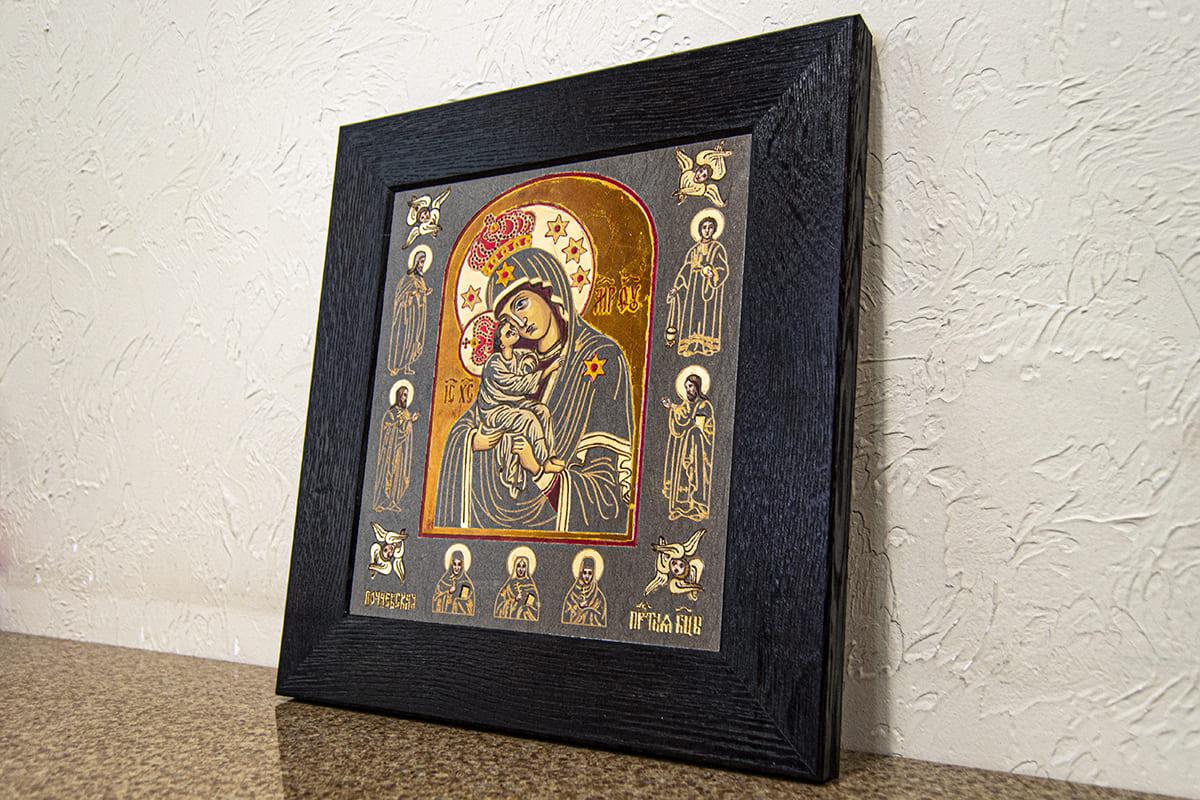 Семейная икона, почаевская, изображение к статье, фото 12