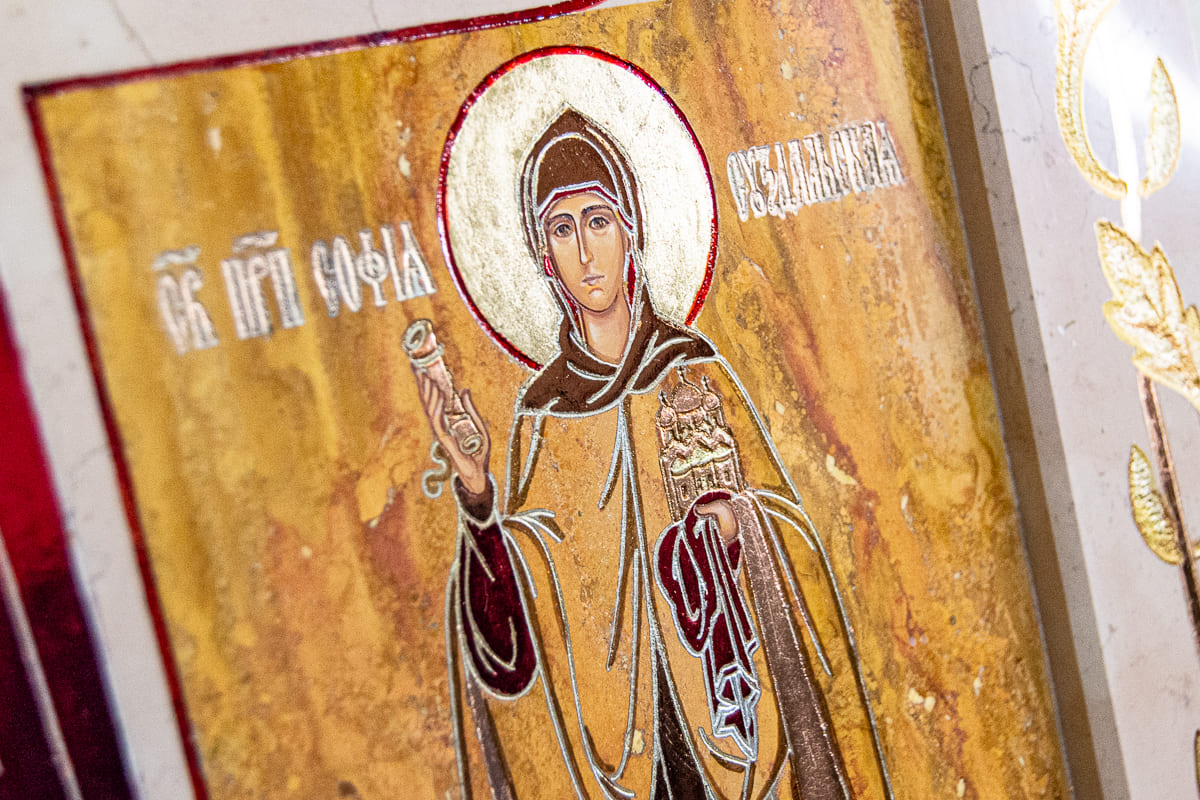 Семейная икона Суздальская, изображение к статье, фото 13
